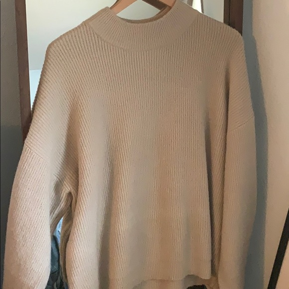 Leith Sweaters - Leith sweater cream color super soft